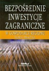 Bezpośrednie inwestycje zagraniczne w gospodarce regionu