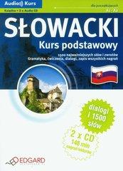 Słowacki Kurs podstawowy z płytą CD