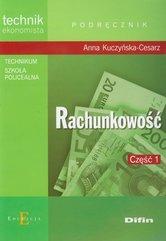 Rachunkowość Część 1 Podręcznik