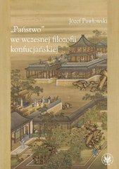 Państwo we wczesnej filozofii konfucjańskiej