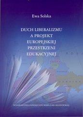 Duch liberalizmu a projekt europejskiej przestrzeni edukacyjnej