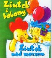 Ziutek i balony Ziutek nad morzem