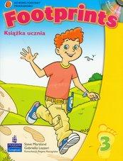 Footprints 3 książka ucznia z płytą CD