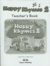 Happy Rhymes 2 Teacher's Book