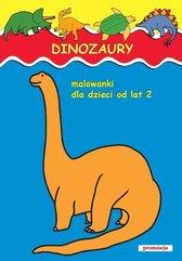 Dinozaury Malowanki od lat 2