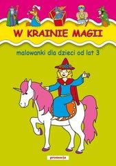 W krainie magii Malowanki od lat 2