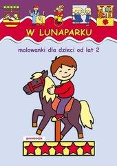 W lunaparku Malowanki dla dzieci od lat 2