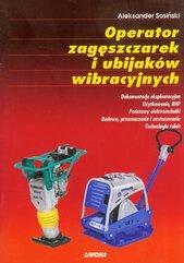 Operator zagęszczarek i ubijaków wibracyjnych