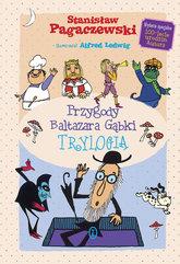 Przygody Baltazara Gąbki. Trylogia