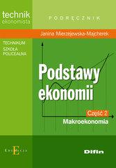 Podstawy ekonomii część 2 Makroekonomia Podręcznik