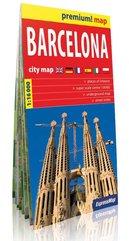 Barcelona City map 1:16 000