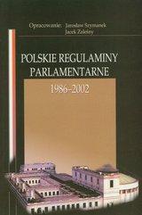 Polskie regulaminy parlamentarne 1985-2002