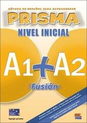 Prisma Fusion nivel inicial A1 + A2 Podręcznik + CD