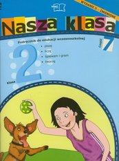 Nasza klasa 2 Podręcznik część 7 Edukacja wczesnoszkolna