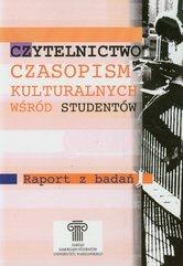 Czytelnictwo czasopism kulturalnych wśród studentów