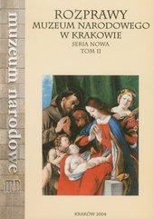 Rozprawy Muzeum Narodowego w Krakowie Tom 2