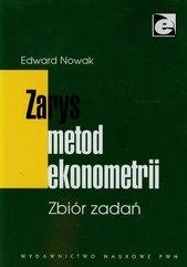 Zarys metod ekonometrii Zbiór zadań