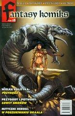 Fantasy Komiks Tom 18