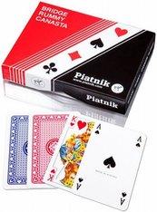 Karty do gry Piatnik 2 talie standard podwójne