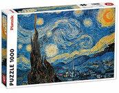 Puzzle Piatnik gwiaździsta noc 1000