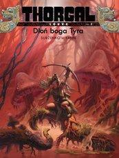 Thorgal Louve Dłoń boga Tyra Tom 2