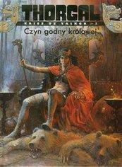 Thorgal Kriss de Valnor Czyn godny królowej Tom 3