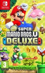New Super Mario Bros U Deluxe (Switch)
