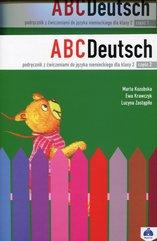 ABC Deutsch 2 Podręcznik z ćwiczeniami + płyta CD
