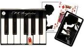 Karty do gry Piatnik 2 talie F. Chopin