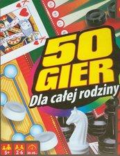 Kalejdoskop 50 gier dla całej rodziny