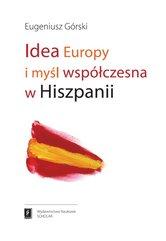 Idea Europy i myśl współczesna Hiszpanii