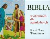 Biblia w obrazkach dla najmłodszych