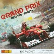 Grand Prix Ostatnia prosta (Gra Planszowa)