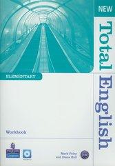 New Total English Elementary Workbook z płytą CD