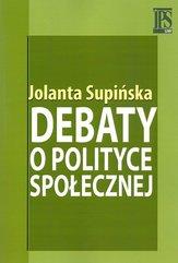 Debaty o polityce społecznej