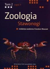 Zoologia Tom 2 część 1 Stawonogi