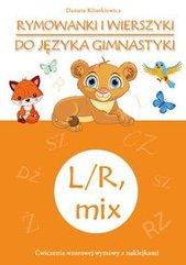 Rymowanki i wierszyki do języka gimnastyki L/R, mix