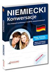 Niemiecki Konwersacje Dla znających podstawy i średnio zaawansowanych