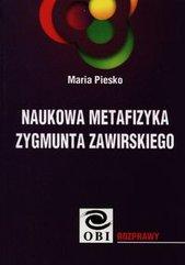 Naukowa metafizyka Zygmunta Zawirskiego