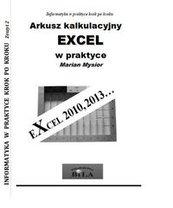 Arkusz kalkulacyjny Excel w praktyce