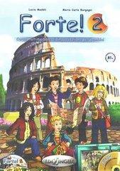 Forte! 2Podręcznik z ćwiczeniami + CD