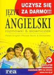 Rozmówki słowniczek Język angielski