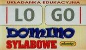 Domino sylabowe Logo-pomoc