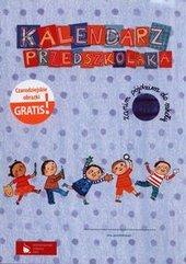 Kalendarz przedszkolaka Box + Czarodziejskie obrazki