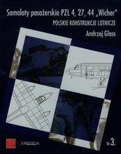 Samoloty pasażerskie PZL 4 27 44 Wicher nr 3