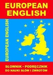 European English Słownik - podręcznik do nauki słów i zwrotów