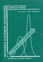 Współczesne problemy i wybrane zagadnienia modelowania systemów gospodarczych