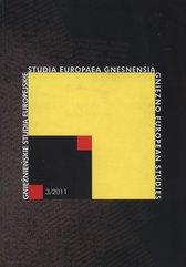 Studia Europaea Gnesnensia 3/2011