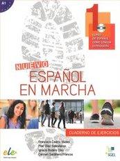 Nuevo Espanol en marcha 1 Ćwiczenia + CD