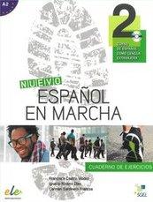 Nuevo Espanol en marcha 2 Ćwiczenia + CD